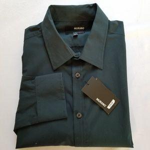 Murano Mens L Dress Shirt